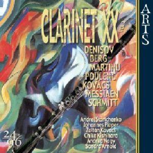 Clarinet XXth Century 2 /  Various