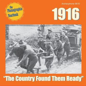 Phonographic Yearbook 1916: Country Found /  Var