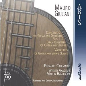 Concertos & Chamber Works for Guitar