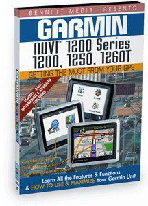 Garmin Nuvi 1200 Series - 1200 1250 1260T