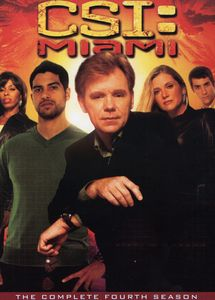CSI Miami: The Fourth Season