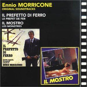 Il Prefetto Di Ferro /  Il Mostro (Original Soundtrack) [Import]