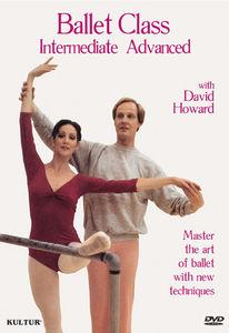 Ballet Class Intermediate and Advanced