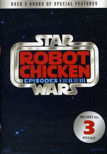 Robot Chicken Star Wars:1-3