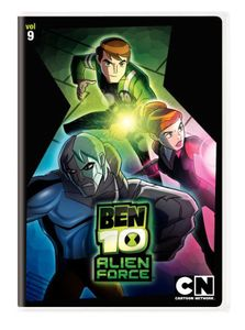 Ben 10: Alien Force: Volume 9