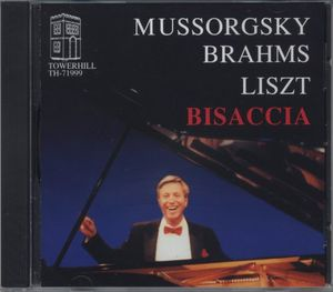 Mussorgsky-Pictures at An Exhibition Brahms-Pagan