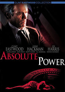 Absolute Power , Clint Eastwood