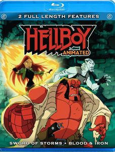 Hellboy: Sword of Storms & Blood & Iron