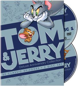Tom and Jerry: Deluxe Anniversary Collection