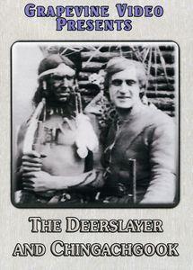 Deerslayer and Chingachgook