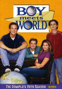 Boy Meets World: Season 5 [Import]