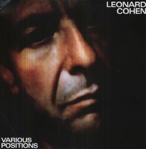 Various Positions [Import] , Leonard Cohen