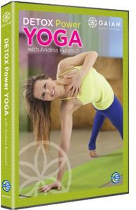 Gaiam-Detox Power Yoga [Import]