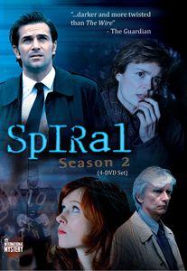 Spiral: Series 2 , Audrey Fleurot