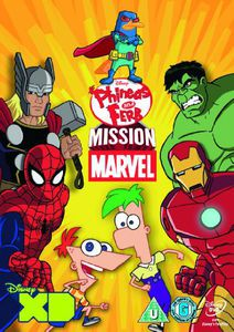 Phineas & Ferb: Mission Marvel [Import]