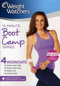 Weight Watchers: 15-Minute Boot Camp Series