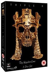 WWE : Triple H: Thy Kingdom Come [Import]