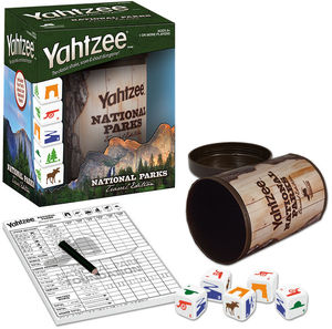 Yahtzee: National Parks