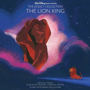 The Lion King: The Walt Disney Records Legacy Collection  (2CD)