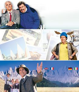 Planes/ National Lampoon's Vacation/ National Lampoon's EuropeanVacation
