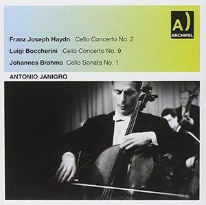 Cello Con 2 Boccerini
