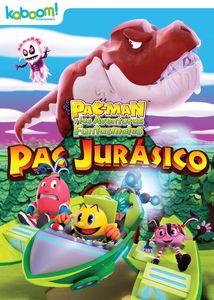 Pac-Man y Las Aventures Fantasmales - Pac Jurasico
