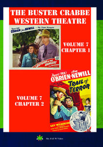 The Buster Crabbe Western Theatre: Volume 7