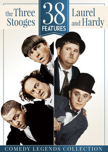 Comedy Legends Collection: The Three Stooges /  Laurel and Hardy