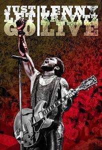 Just Let Go Lenny Kravitz Live