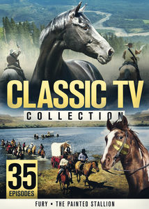 Classic TV Collection: Fury and the Painted Stallion