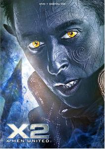 X2: X-Men United Icons