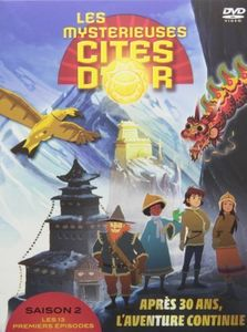 Mysterieuses Cite D'or Les Saison 2 PT 1 [Import]