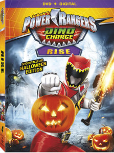 Power Rangers Dino Charge Rise
