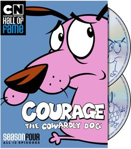Courage the Cowardly Dog: Season Four