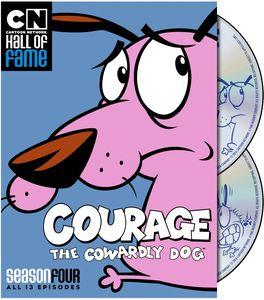 Courage the Cowardly Dog: Season Four