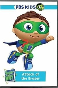 Super WHY!: Attack of the Eraser (Hero)