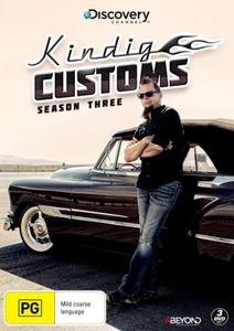 Kindig Customs: Season 3 [Import]