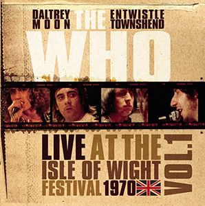 Live At The Isle Of Wight 1 , The Who