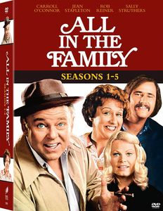 All in the Family: Seasons 1-5
