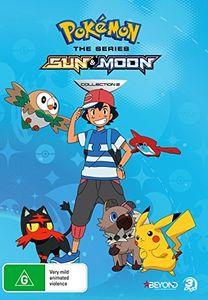 Pokemon: Sun & Moon - Collection 2 [Import]