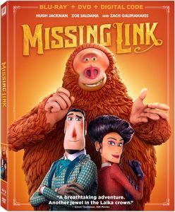 Missing Link , Hugh Jackman