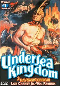 The Undersea Kingdom: Volume 1