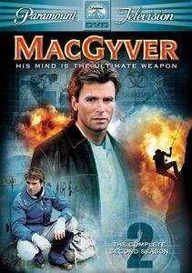 MacGyver: The Complete Second Season , Richard Romanus