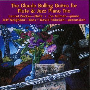 Claude Bolling Suites for Flute & Jazz Piano Trio