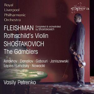 Rothschild's Violin /  Gamblers