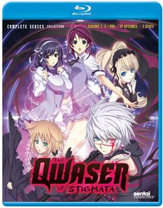 Qwaser of Stigmata: Complete Collection