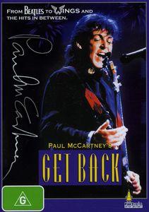 Paul McCartney-Get Back [Import]