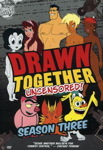 Drawn Together - Uncensored: Season Three