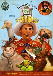 Comedy Central's TV Funhouse
