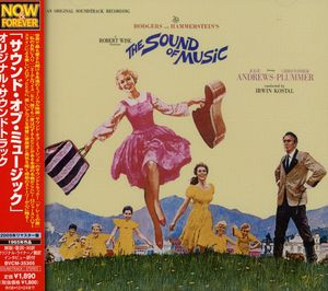 The Sound of Music (Original Soundtrack) [Import]